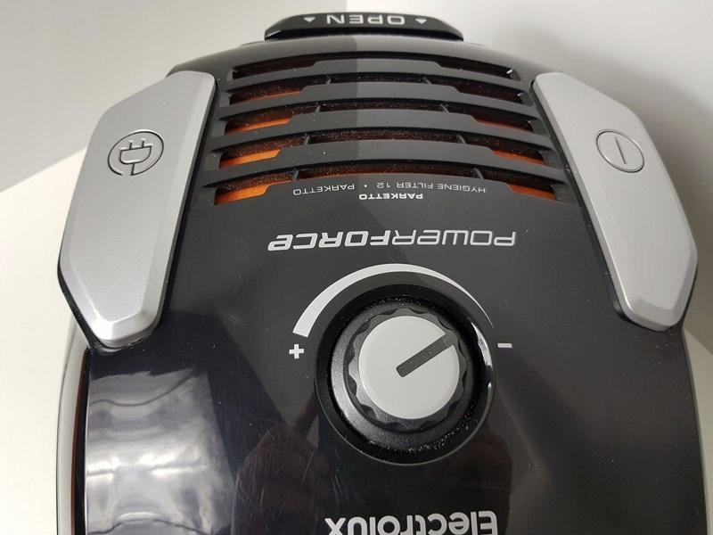 odkurzacz electrolux powerforce epf63eb s allegro