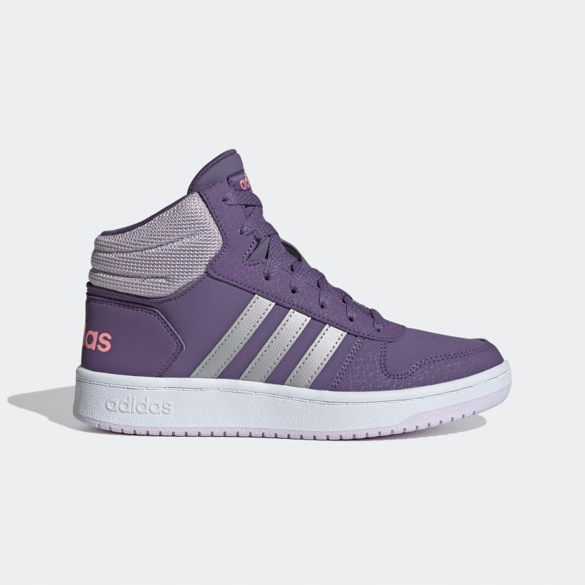 Buty sportowe Adidas Hoops 2.0 MID K EH0170