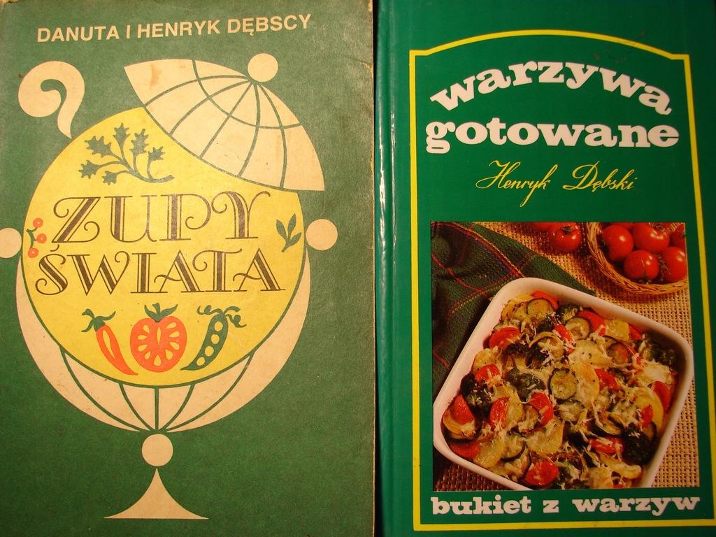 Dębscy / Dębski Zupy świata + Warzywa gotowane