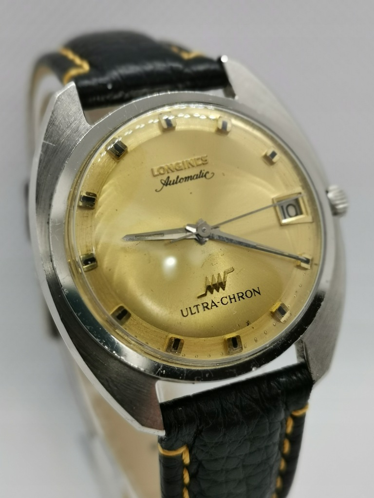 Longines ULTRA-CHRON Automatic 1968r. 35mm