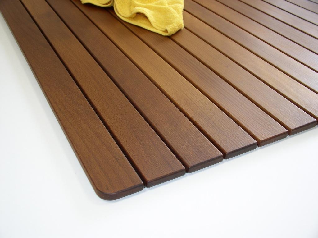 drewniana mata łazienkowa STANDARD 40,5x60 KOSPOD