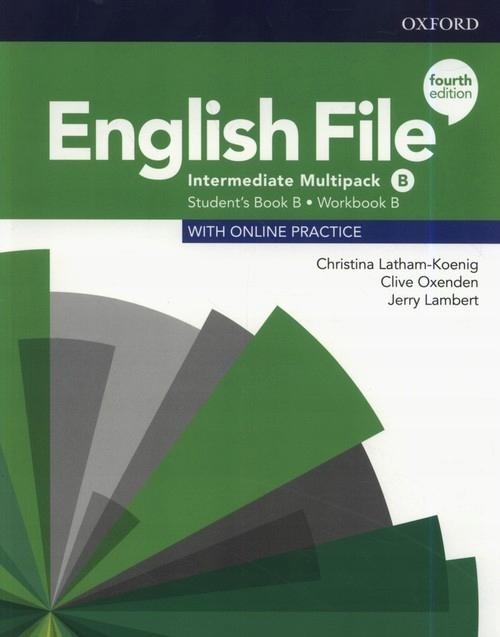 English File 4E Intermediate Multipack B +Online p