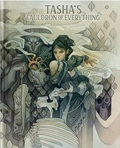 Dungeons Dragons Tasha's Cauldron of Everything AC