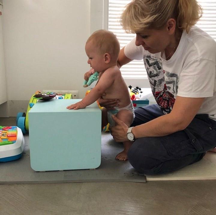 konsultacja niemowlęcia u dr Anny Kloze
