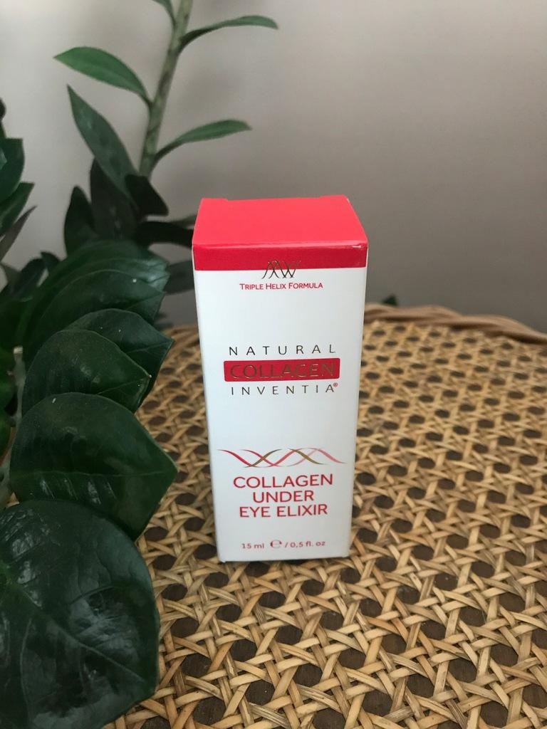 Natural Collagen Inventia Under Eye Elixir