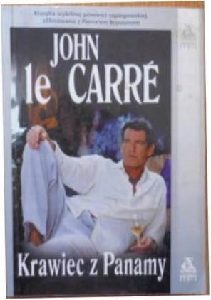 Krawiec Z Panamy - J.Le Carre
