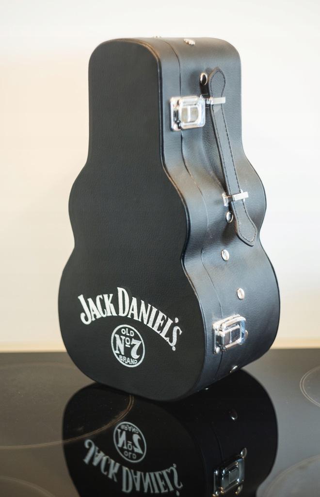 Jack Daniels Futeral Gitara Pokrowiec 0 7l Prezent 8384915259 Oficjalne Archiwum Allegro