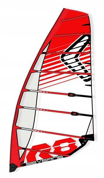 Żagiel Windsurfingowy Severne 2017 Reflex8 6,2m2