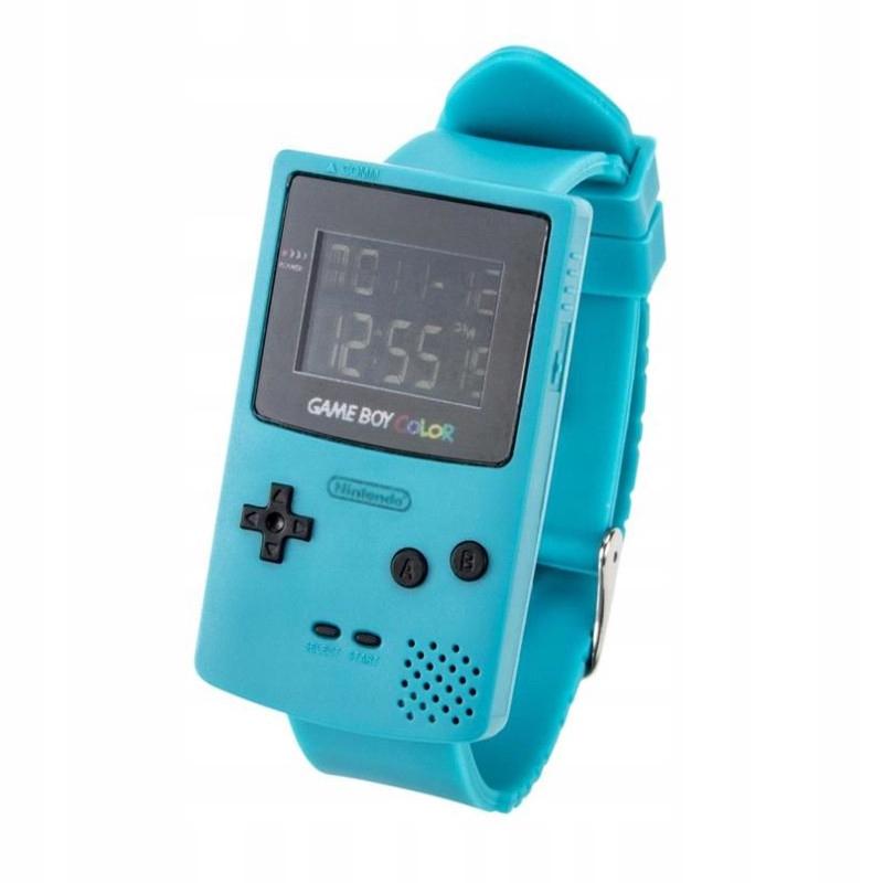 konsola Nintendo ZEGAREK na rękę Game Boy