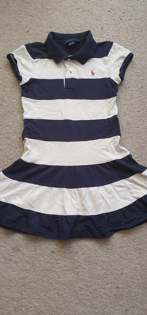 sukienka RALPH LAUREN 8-10 L 134-140
