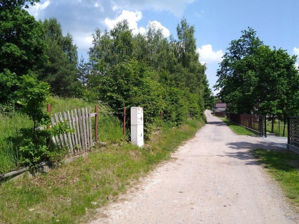 Działka, Tumlin, Zagnańsk (gm.), 1988 m²