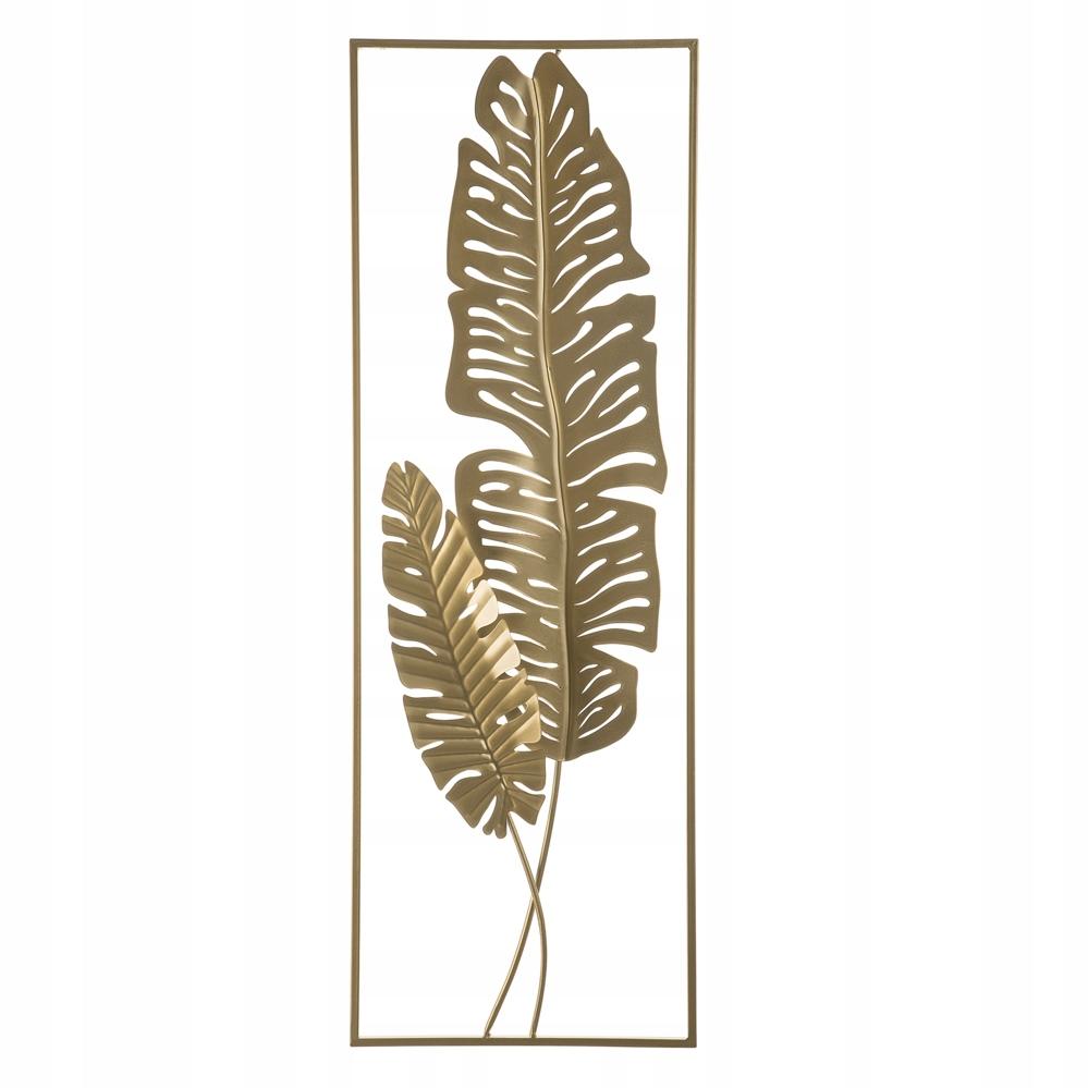 Dekoracja ścienna złota PALLADIUM
