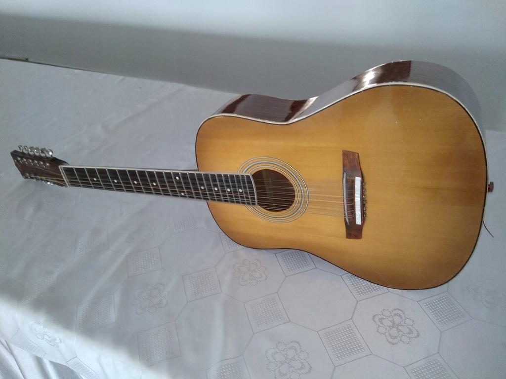 Gitara 12 strunowa . Bardzo dobry stan oraz dźwiek