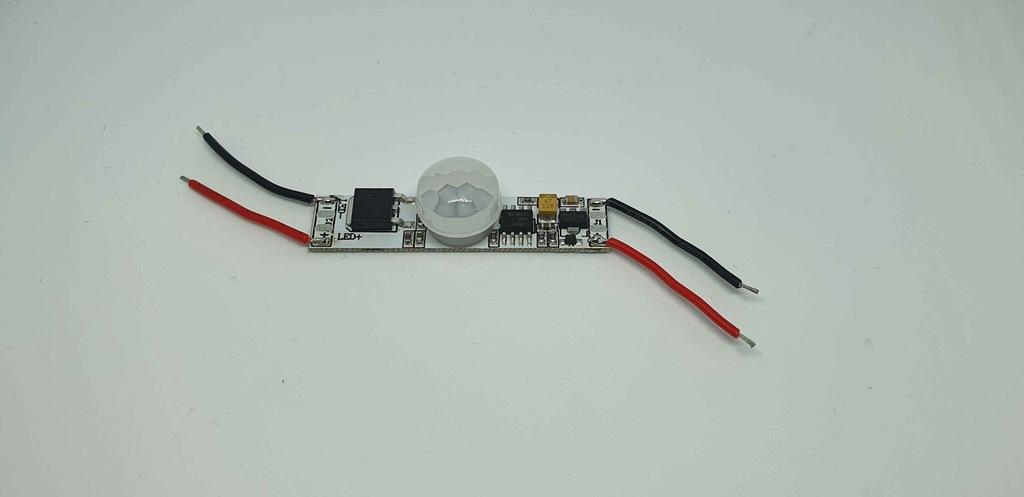 Włącznik taśm LED, czujnik ruchu