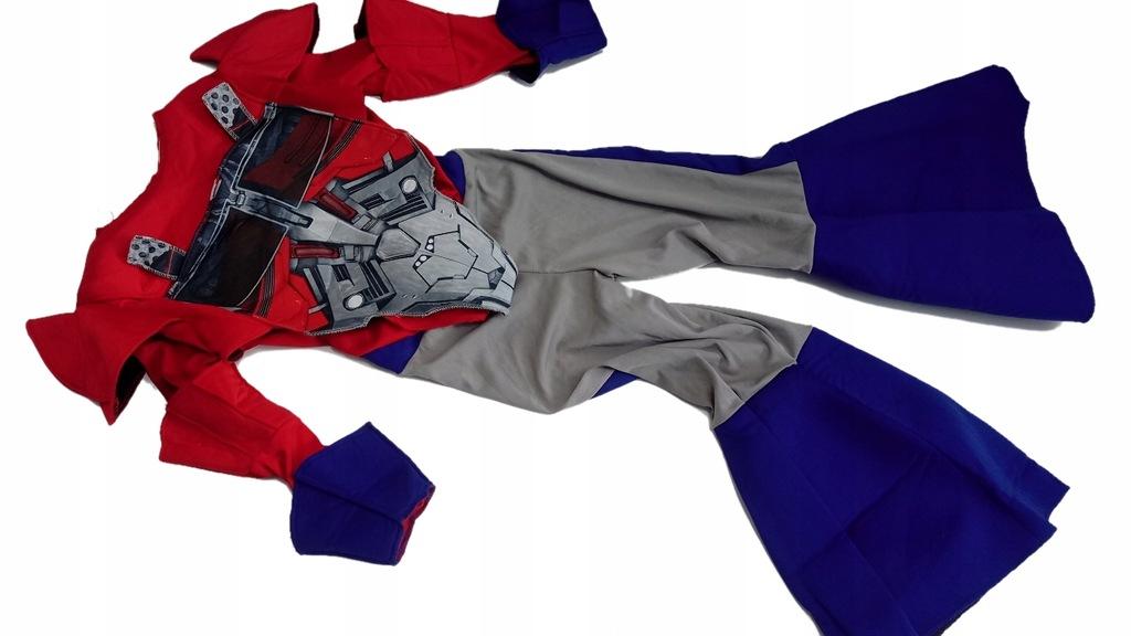 205 strój kostium TRANSFORMERS 110-16 4-6
