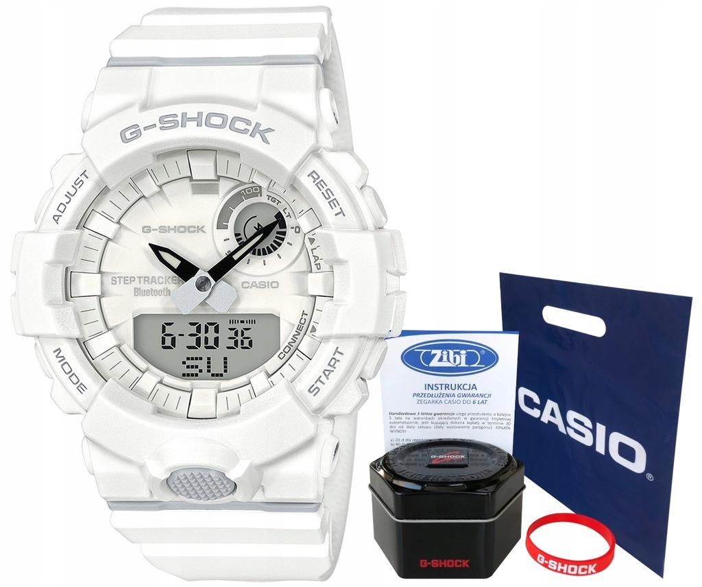 Zegarek dla chłopca Casio G-SHOCK GBA-800-7AER