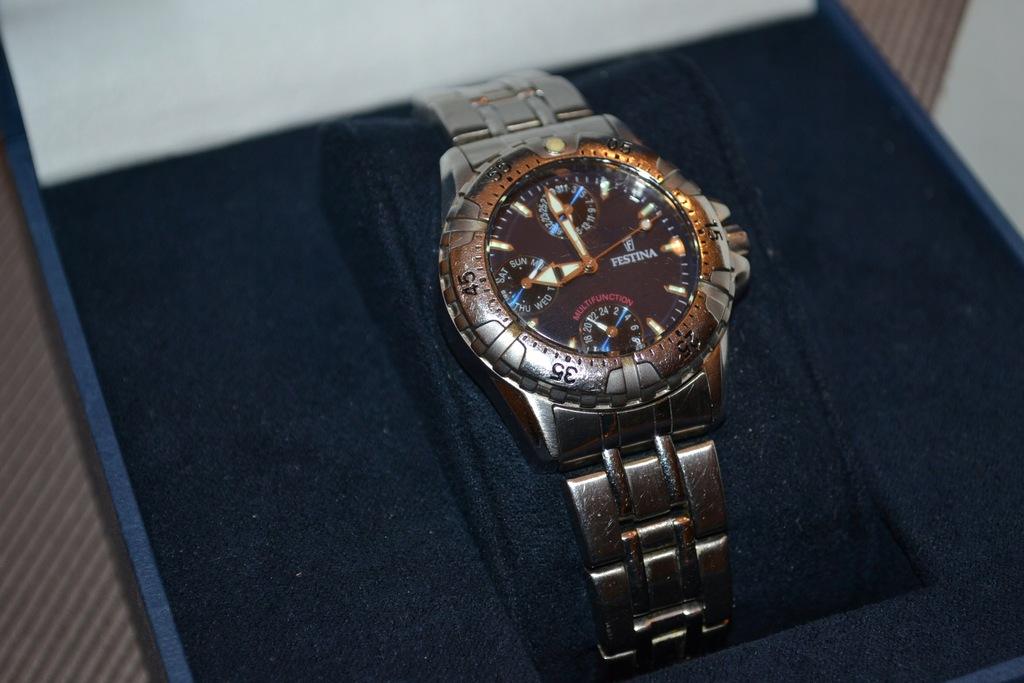 Zegarek FESTINA klasyka stylu damski