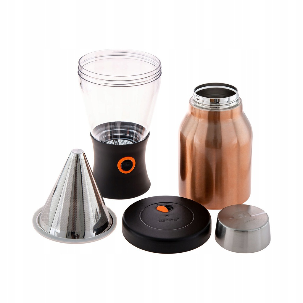 Asobu - 900ml Cold Brew Insulated Portable Brewer