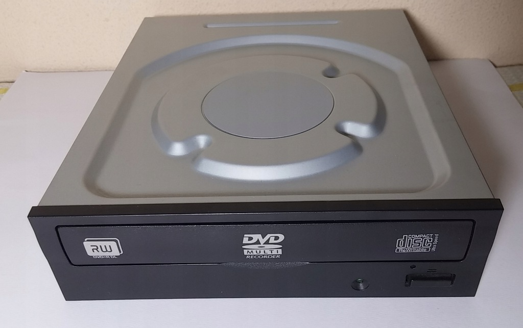 Napęd DVD CD Nagrywarka Lite-On iHas120 Czarny