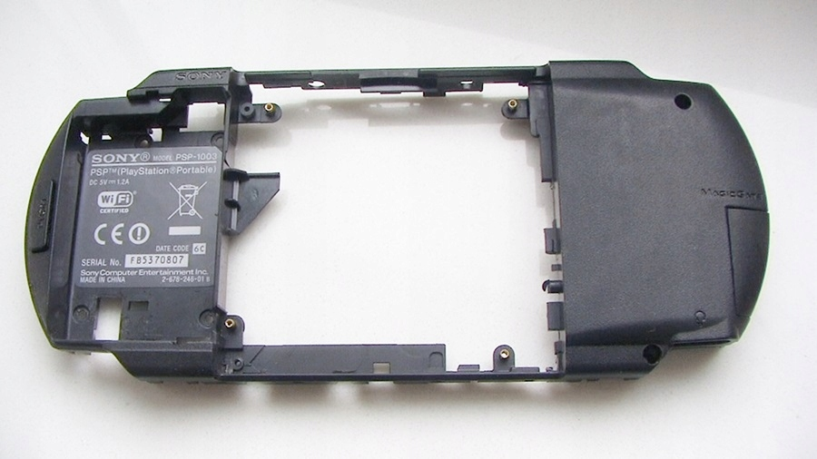 Korpus ramka PSP1000 UŻYWANA - b.ładna