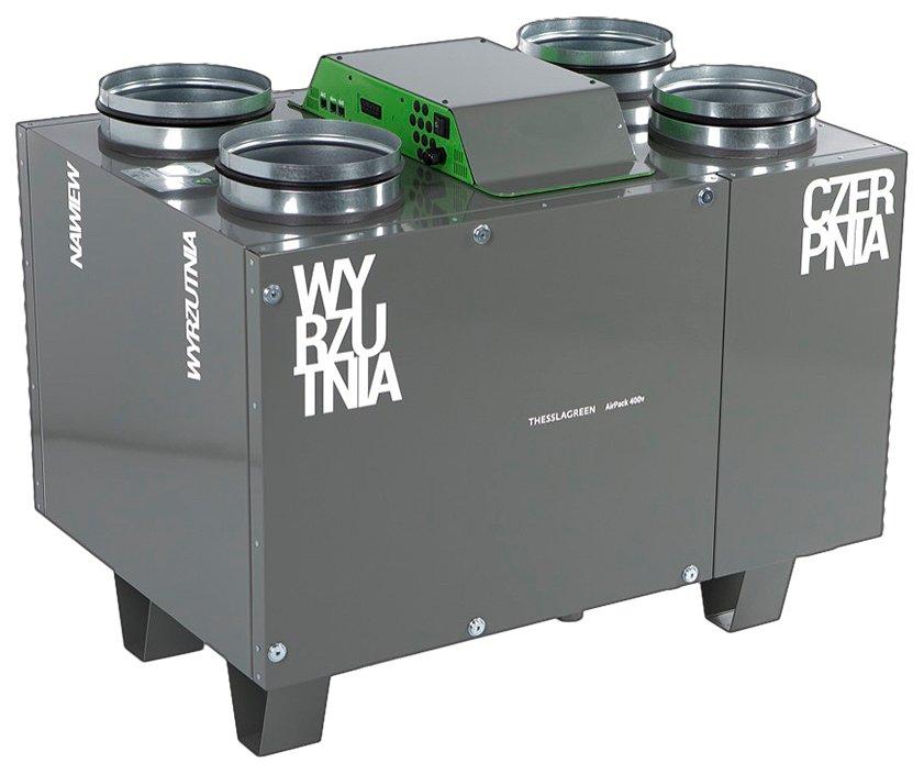 Rekuperator Centrala Thessla Green AirPack 650v