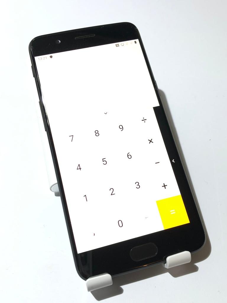 Smartfon OnePlus 5 8/128GB czarny EUROPEJSKI K160