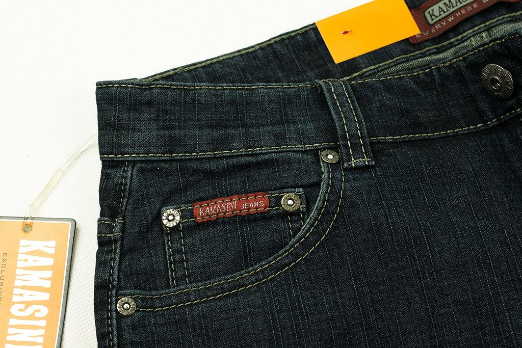 spodnie jeans kamasini w36 l32
