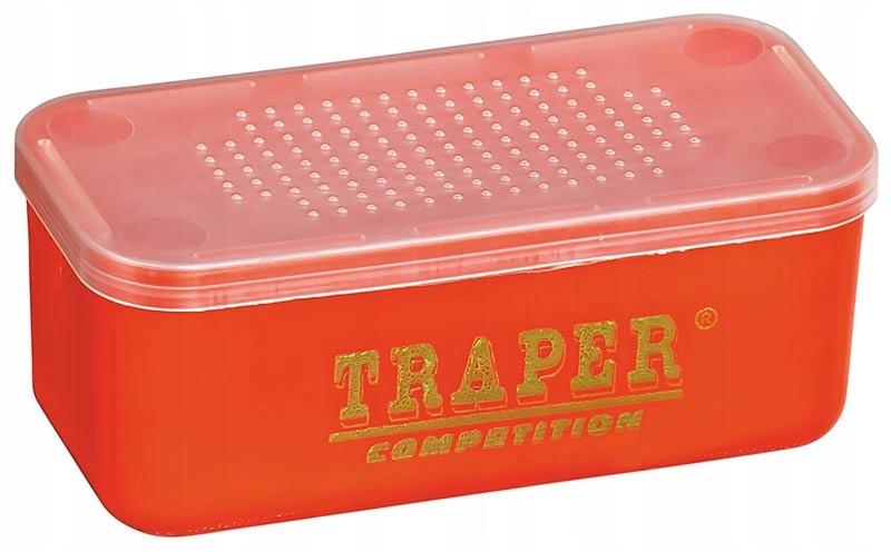 Pudełko 0,25l na przynęty Traper