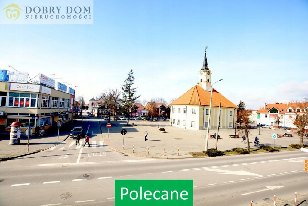 Komercyjne, Bielsk Podlaski (gm.), 20 m²