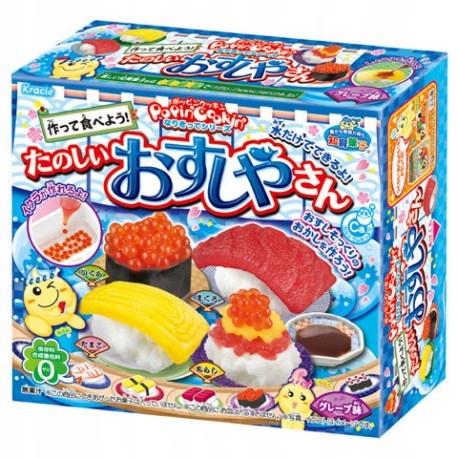 Kracie Popin Cookin Japana Sushi Tanio Wys 24h 7931144190 Oficjalne Archiwum Allegro
