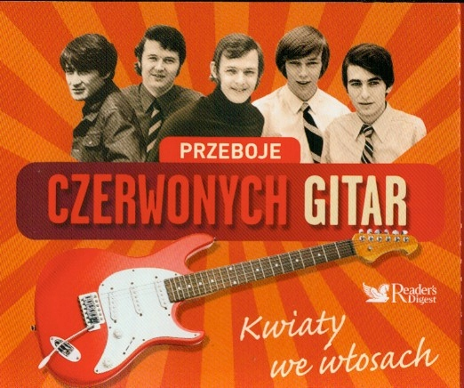 Czerwone Gitary Kwiaty We Wlosach Przeboje 5cd 8099522730 Oficjalne Archiwum Allegro