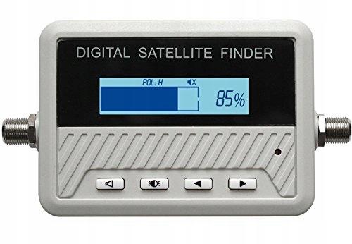 Wykrywacz sygnału satelitarnego Axing SZU 17-02