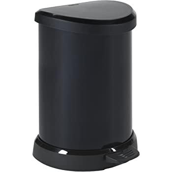 Curver Kosz na śmieci 20L czarny