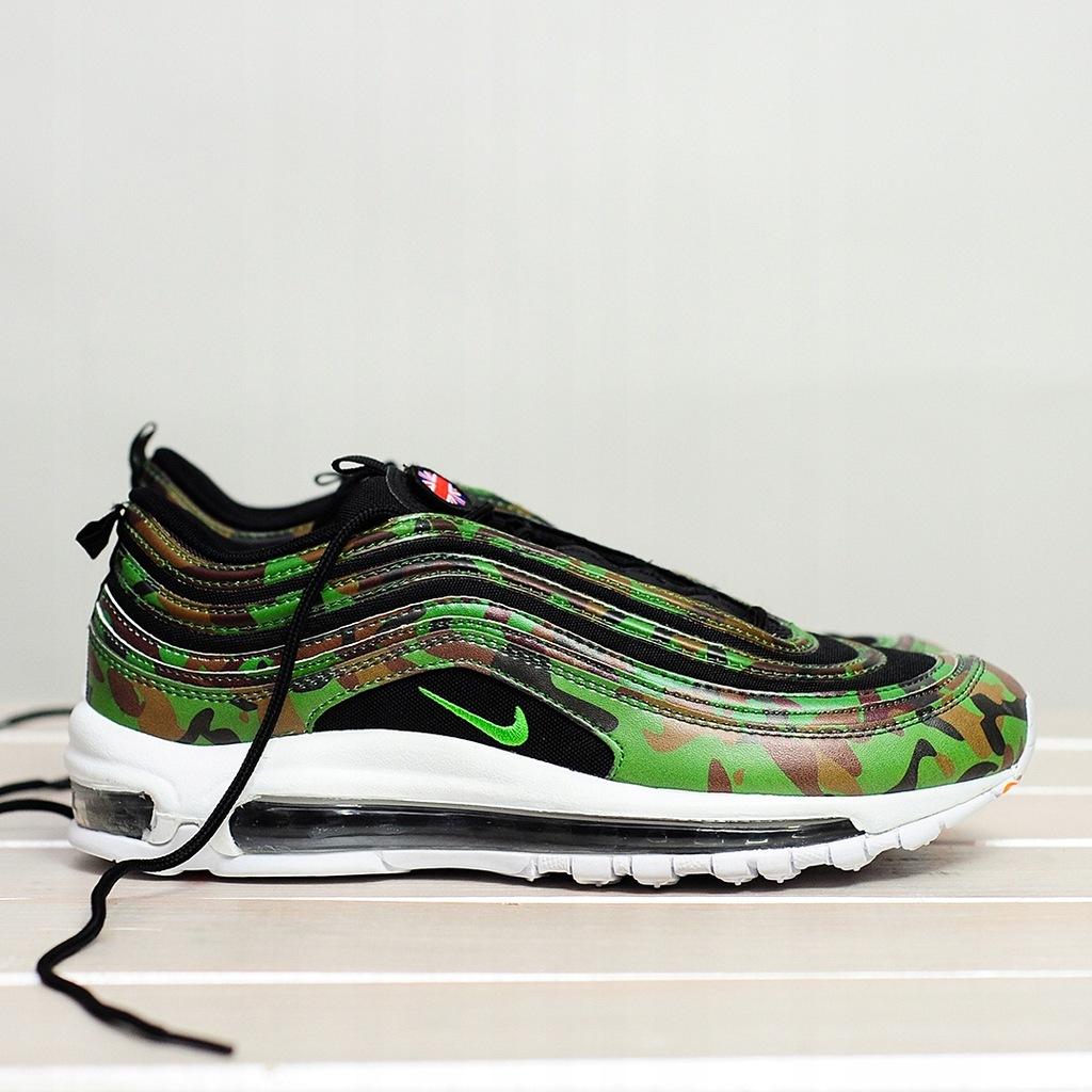 "Nike Air Max 97 ""UK Country Camo"" r43"