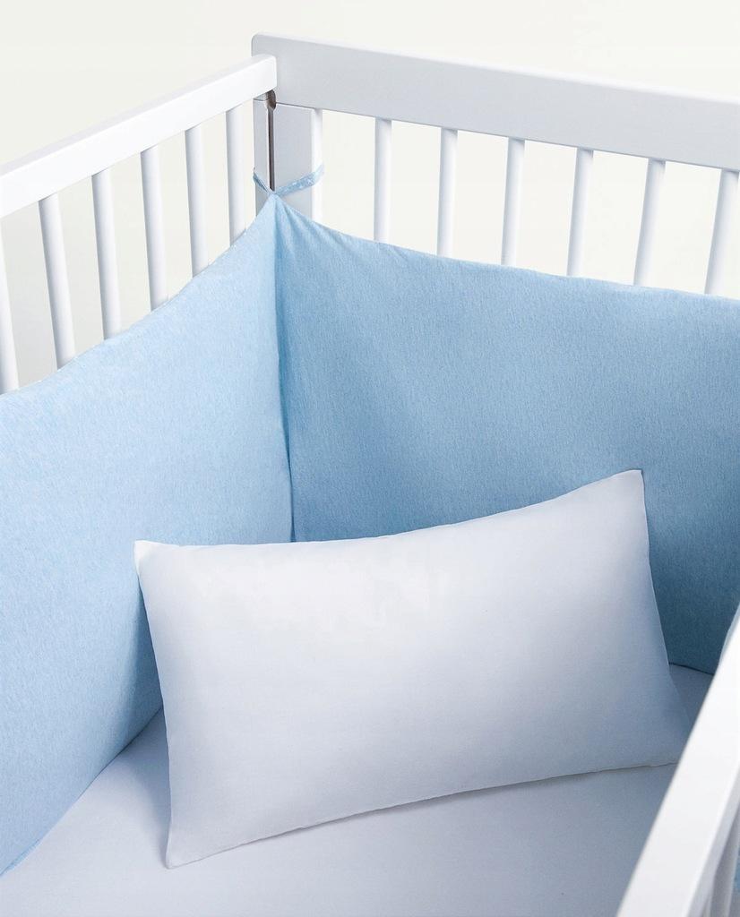 Ochraniacz do łóżeczka ZARA HOME dwie poszewki