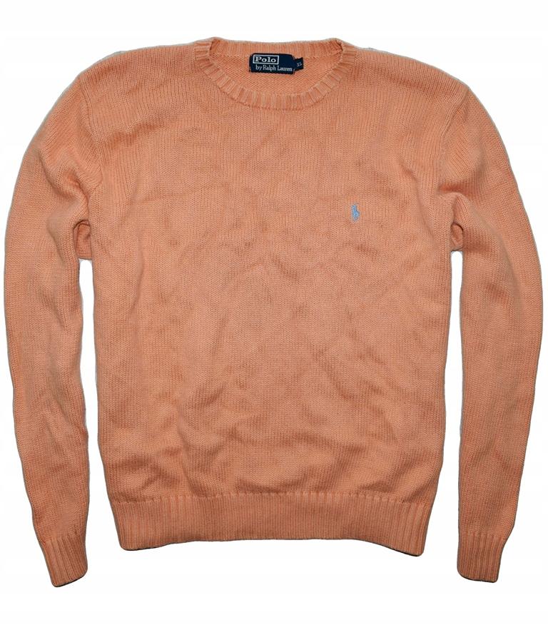 Ralph Lauren XL/XXL sweter bawełniany klasyk