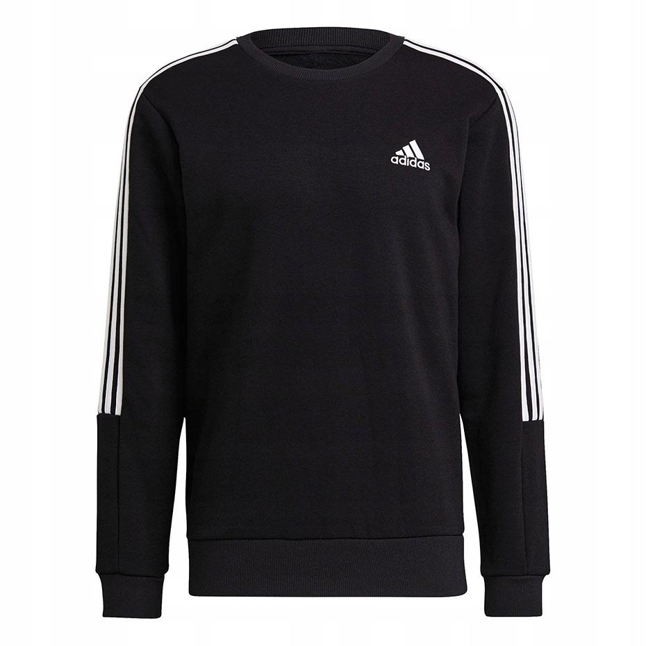 ADIDAS BLUZA MĘSKA Essentials Sweatshirt GK9579 L