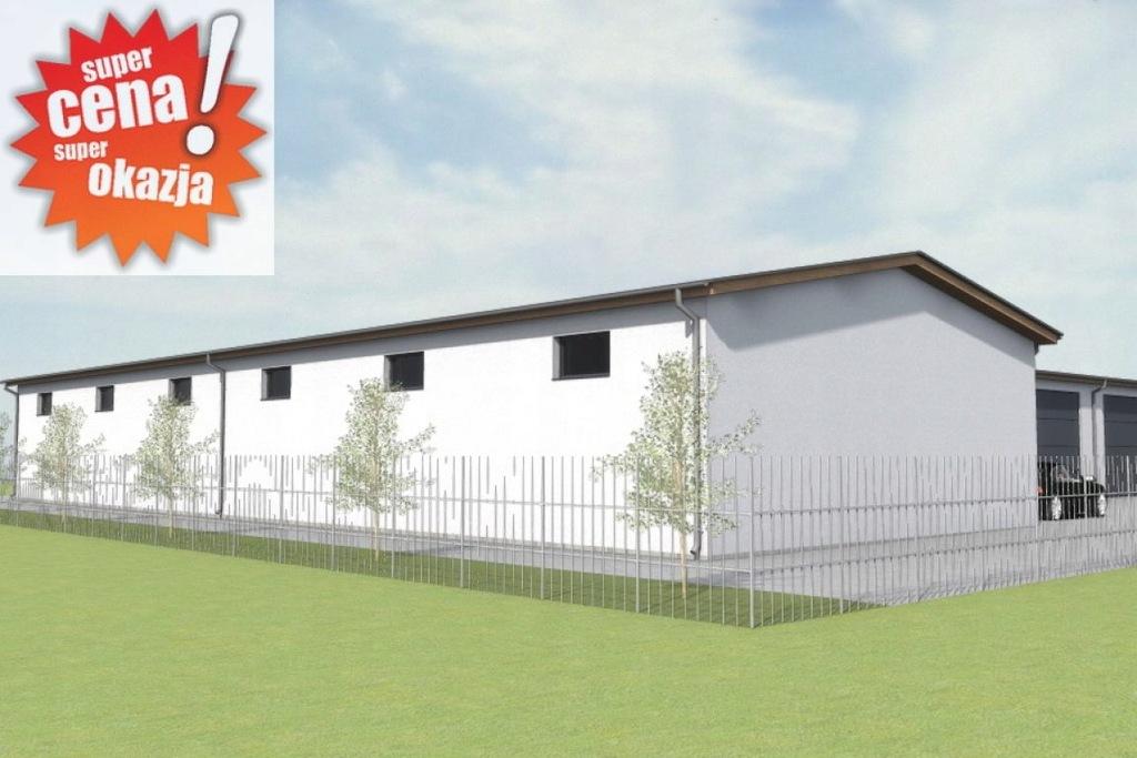 Magazyny i hale, Stargard, 710 m²