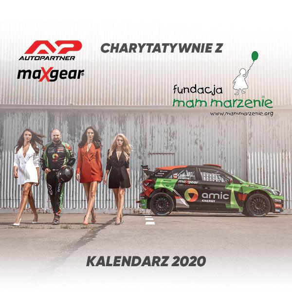 Kalendarz + 2 bilety na Rajd Barbórka 2019
