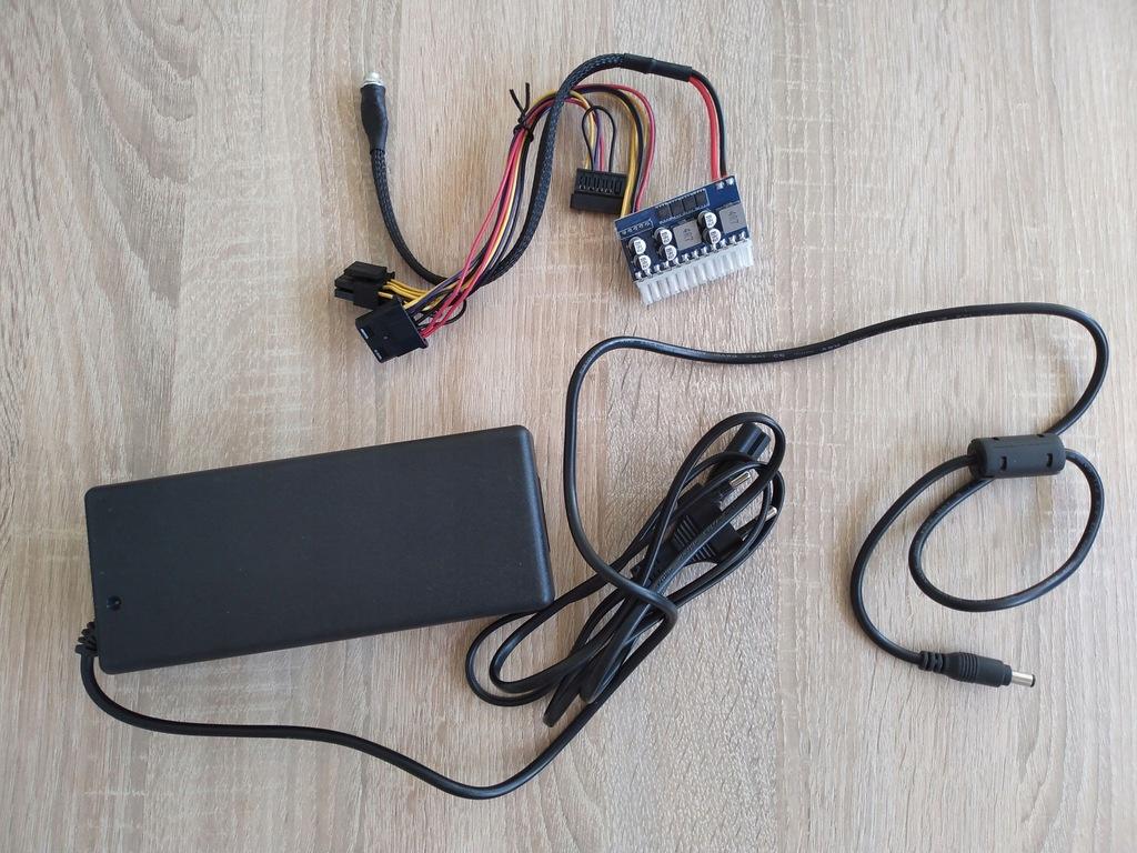Nowy Zasilacz ATX PICO PSU 120W / 160W Mini ITX PC