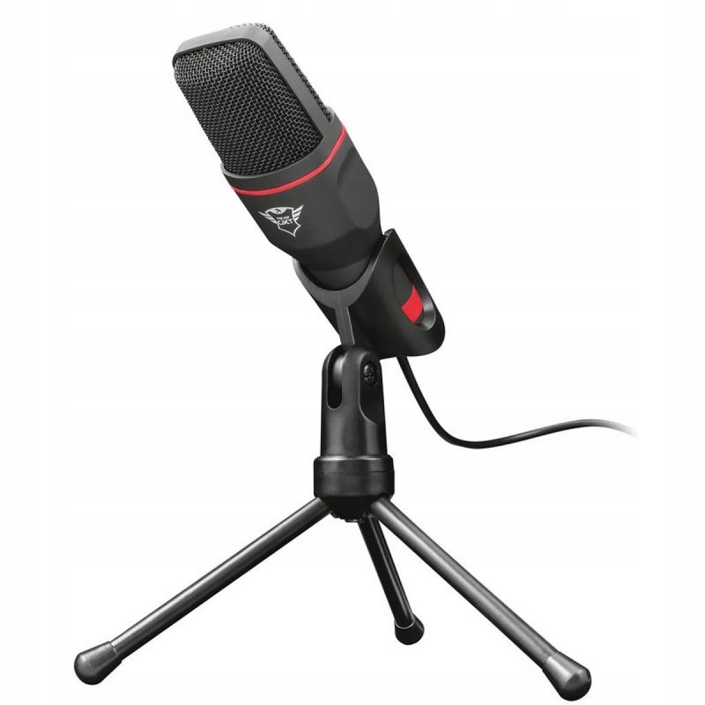 Trust Gaming GXT 212 Mico USB mikrofon stacjonarny
