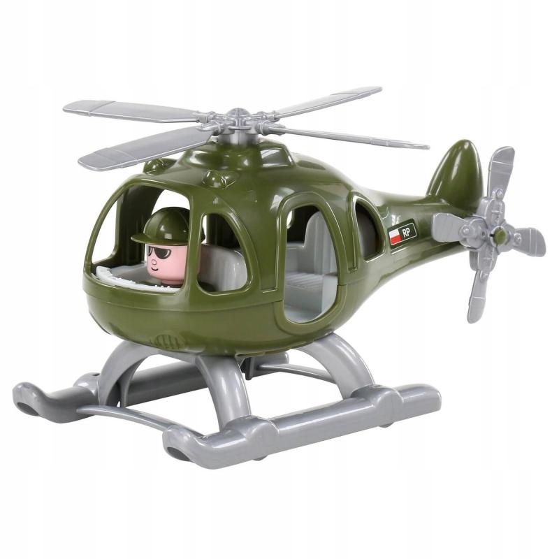 Wader QT Helikopter Smigłowiec Wojskowy Grzmot Fig