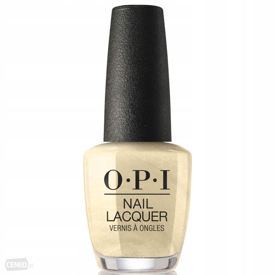 OPI lakier - Gift Of Gold Never Gets Old