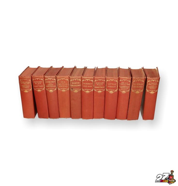 Karol Dickens - seria 11 książek