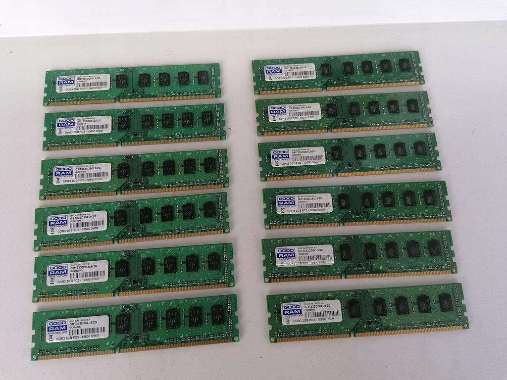 Goodram GR1333D364L9 DDR3 2x2GB