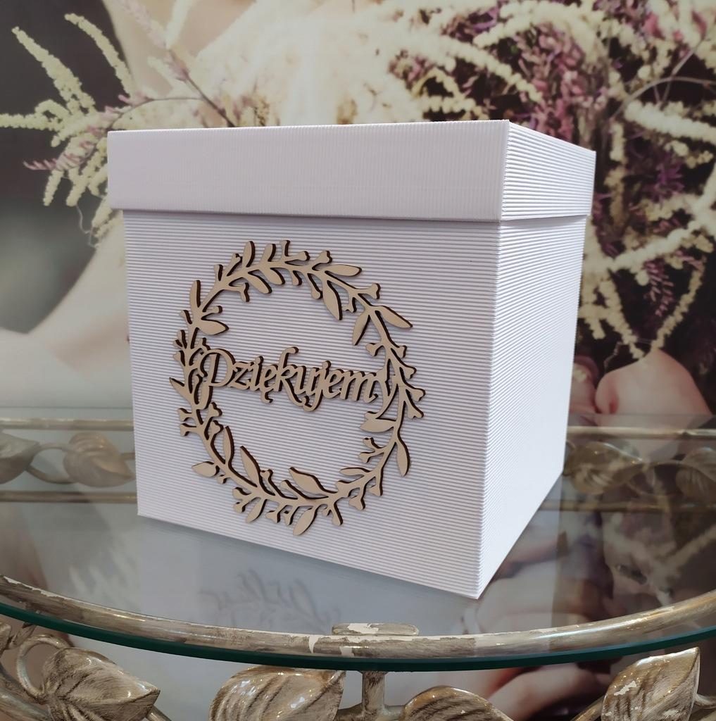 Pudełko koperty