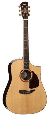 Samick SGW S-750D/N - gitara elektro-akustyczna