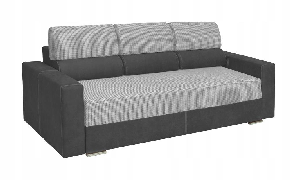 Kanapa KARINO sofa wersalka plamoodporna RIBES