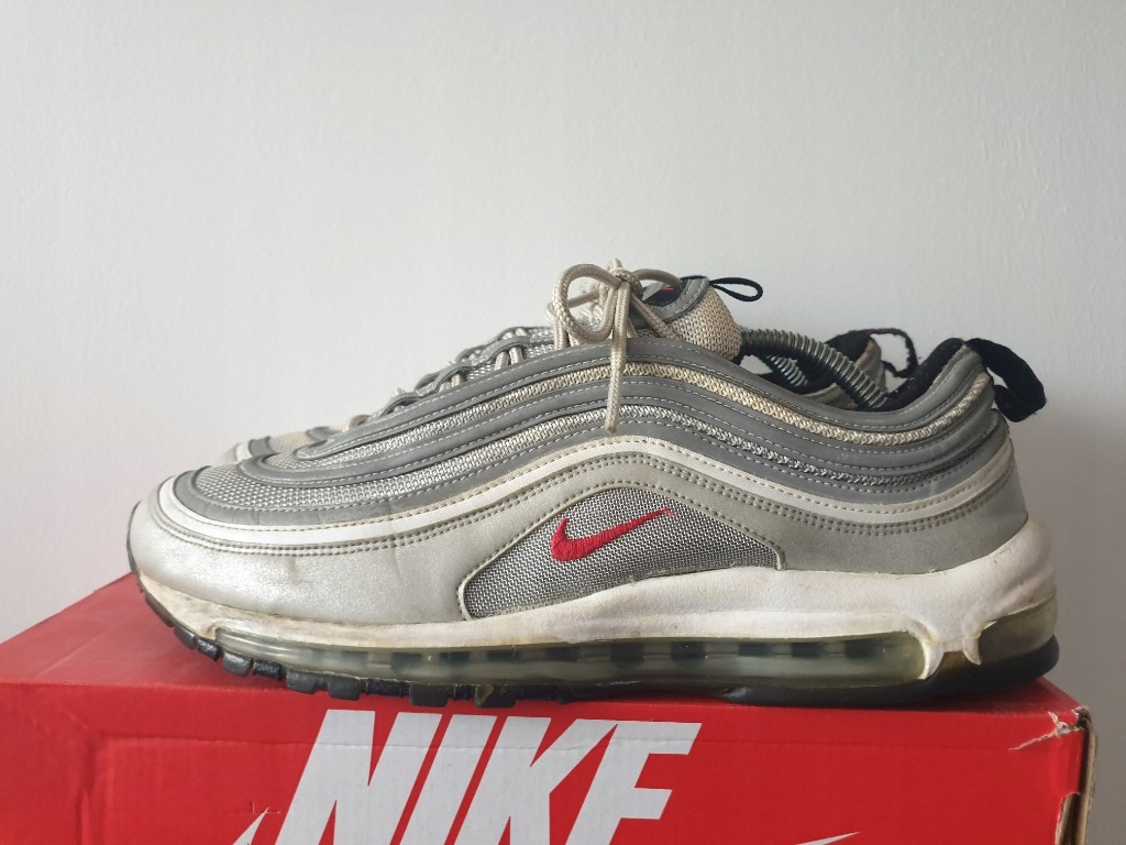 Nike Air Max 97 QS Liquid Silver AT5458 100, r. 39