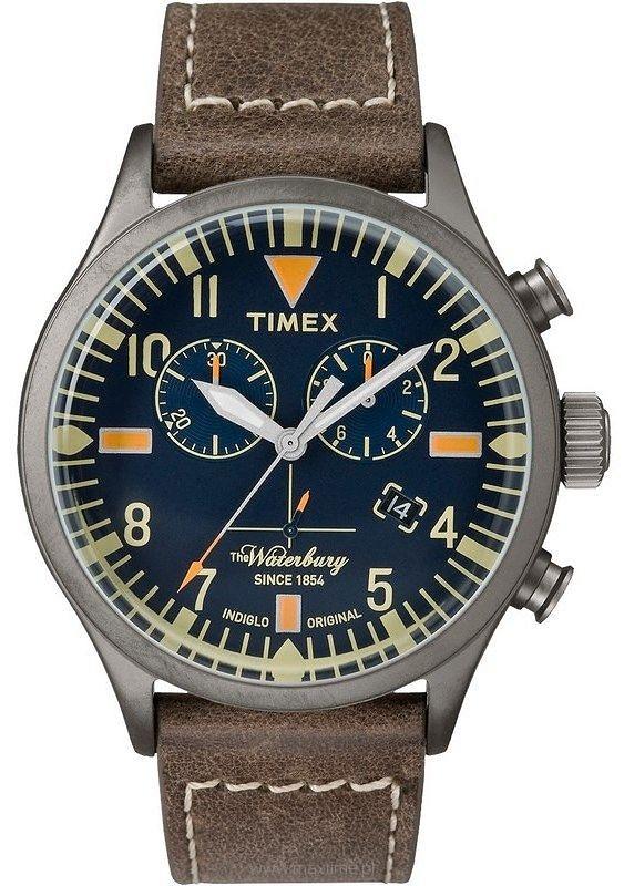 Zegarek Timex, TW2P84100, Męski, The Waterbury